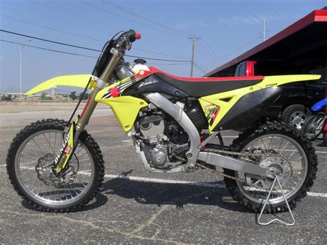 2012 Suzuki Rmz250 Buy 2012 Suzuki Rm Z250 Mx On 2040motos