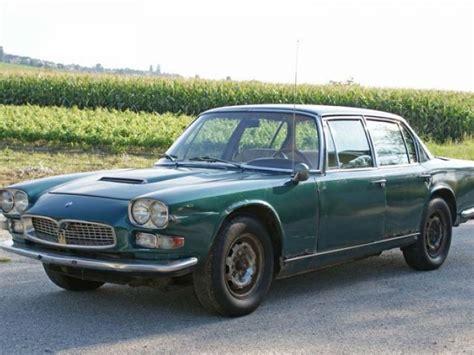 which country makes maserati 1967 maserati quattroporte for sale classic car ad from