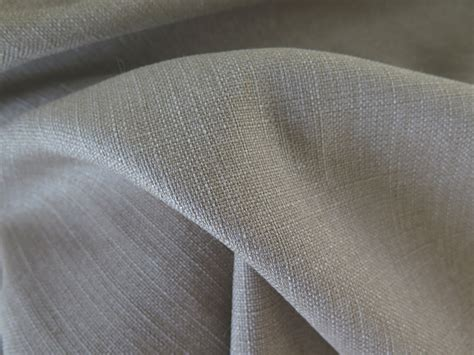 vorhang grau muster stoffmuster blickdichter vorhang davos 5 farbvarianten