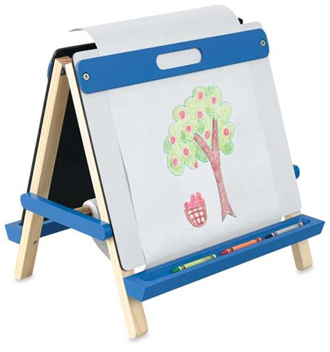 best kids easel blick studio children s tabletop easel blick art materials