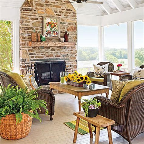 creating an outdoor living space 10 ways to add cottage style southern living