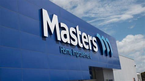 bunnings swoops on four masters stores in wa