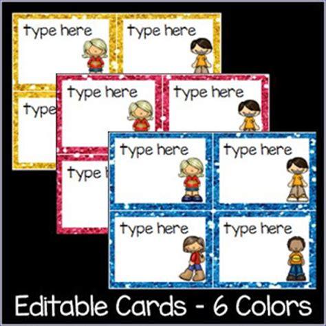 classroom cards nyla s crafty teaching classroom