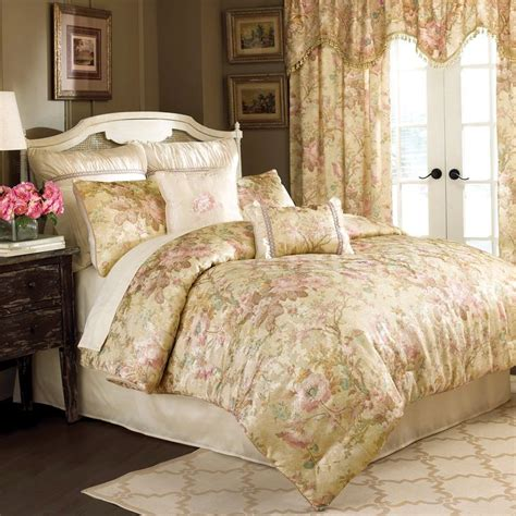 croscill chapel hill rose garden bedding paul s home