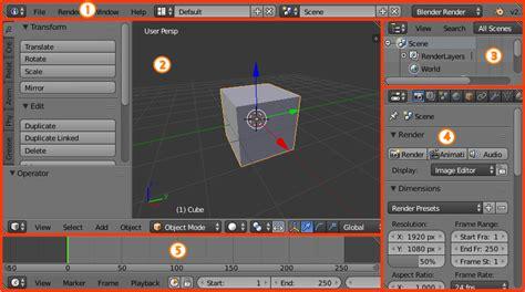 layout editor definition interface info panel missing blender stack exchange
