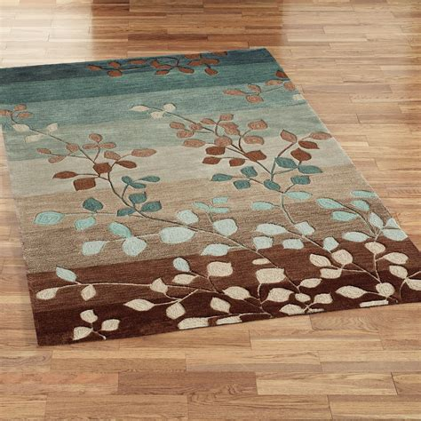 Leaf Rugs by Sydney Leaf Hooked Area Rugs
