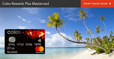 Visa Gift Card Coles - coles rewards mastercard credit card review point hacks