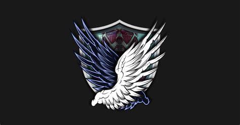 Kaos Attack On Titan Recon Corps recon corps attack on titan t shirt teepublic
