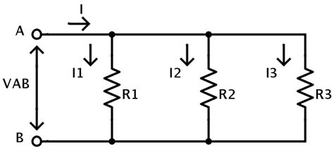 when connecting two resistors in parallel both the same voltage across resistors in parallel equivalent resistance formula