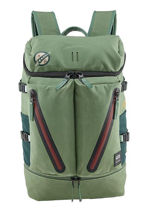 Tas Armor Backpack 2016 Navi nixon watches wars collection boba fett