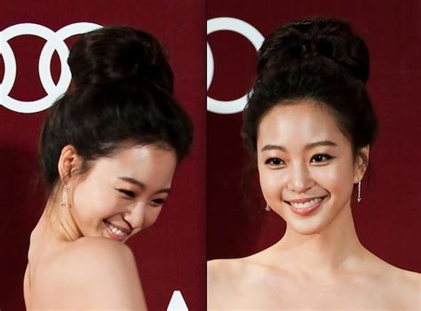 asian hairstyles buns leslie han s beehive bun asian prom hairstyle ideas