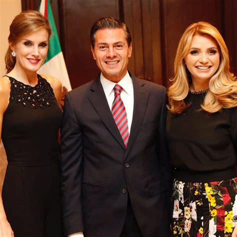 ang lica rivera es m s estricta con sus hijas que pe a el reencuentro de la reina letizia con el presidente pe 241 a