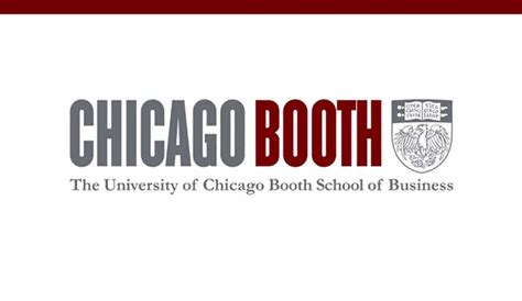 Booth Scholars Program Mba by The Of Chicago Booth School Of Business