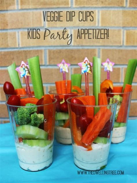 kid friendly vegetable appetizers 17 best ideas about veggie dip cups on veggie