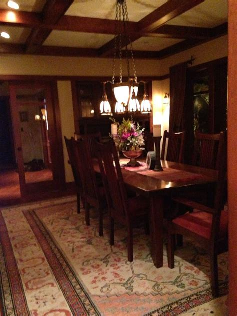 craftsman dining room design ideas decoration love