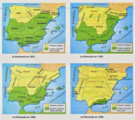 reconquista del reino de al andalus cronolog 237 a de la reconquista