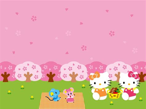 hello kitty summer hello kitty summer wallpapers wallpaper wallpaper hd