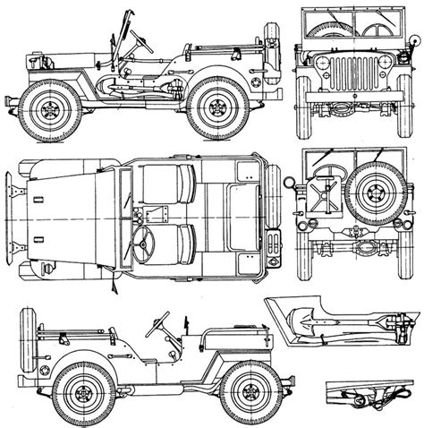 Jeep Coloring Page Jeep Willys Mb Coloring Page Jeep Coloring Book