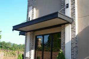 Building Awnings More Architectural Commercial Metalworking