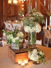 Table Centerpieces Rustic Outdoor Wedding by 15 Rustic Wedding Centerpieces Knotsvilla