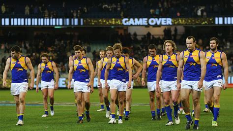 the gauntlet warbringer kick off west coast run with five things we learned from round nine of the afl