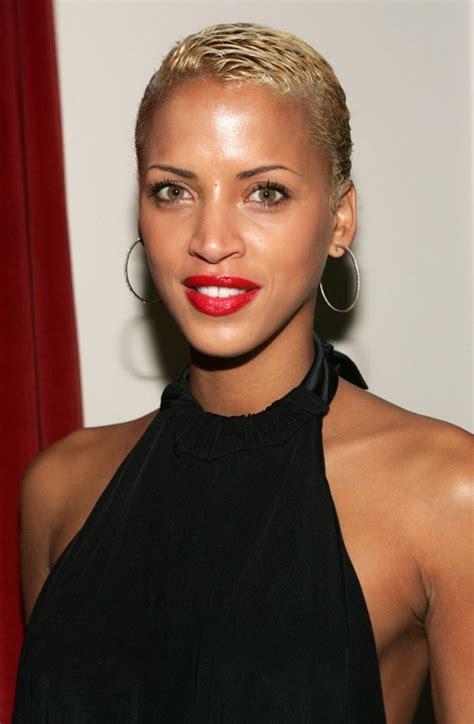 google short hair styles for black women with slender face hairstyles for black women hairstyle for black women
