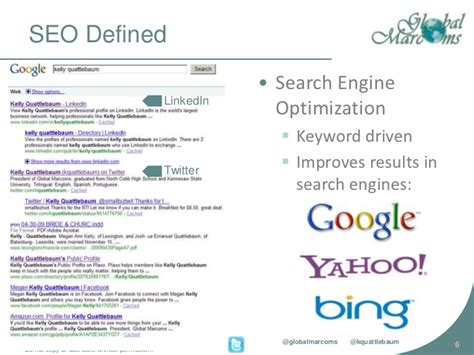 Mba Search Engine Optimization by Timeline For Pages Marietta Business