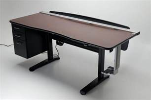 desk height ergo vanguard office 72 adjustable height desk martin