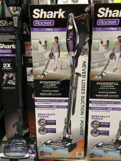 Costco 1940049 Shark Rocket Deluxe Ultra Light Corded