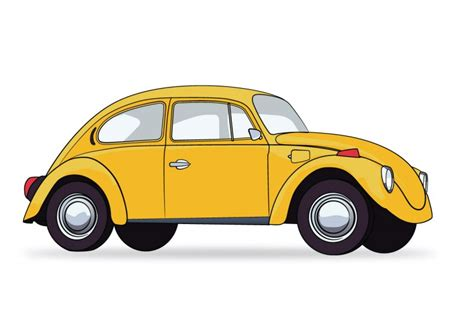 volkswagen beetle clipart beetle car clip art download free cartoon vectors pictures