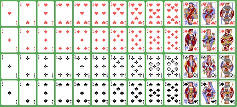 how to make deck of cards clipart deck of ornate cards
