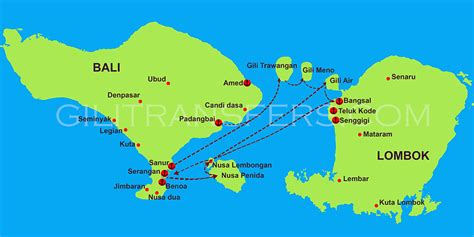 fast boat from ubud to senggigi fast boat from bali to gili islands lombok and nusa