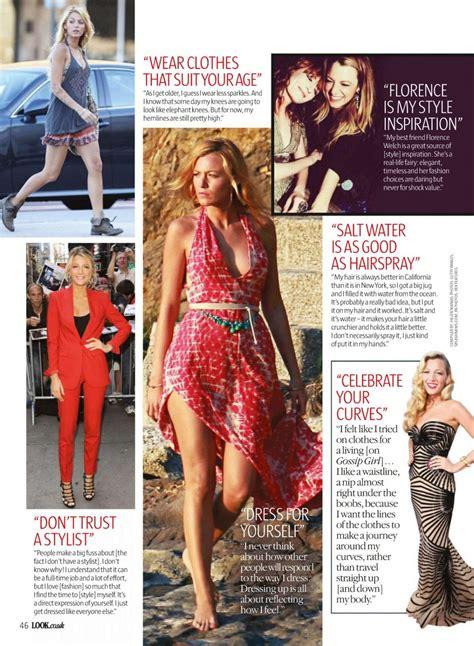 blake lively elle magazine france june 2016 15 jun 2016 blake lively look magazine uk july 2014 issue