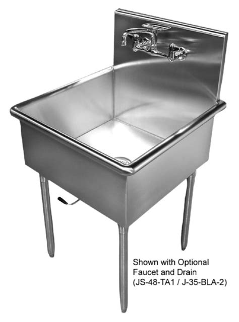 laundry room sinks stainless steel architizer