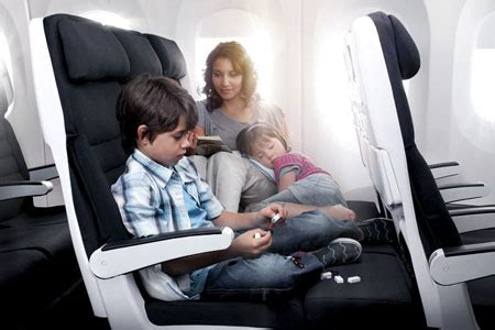 air new zealand sky couch how airlines are accommodating families traveling with