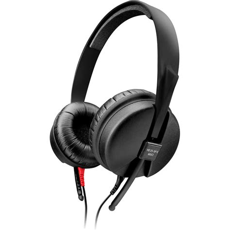 Headphone Sennheiser Hd 25 sennheiser hd 25 sp ii on ear closed back monitoring hd25spii