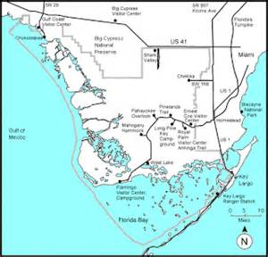 map of the everglades in florida florida everglades