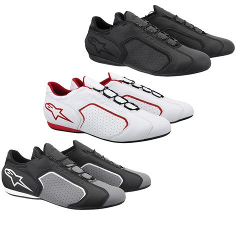 alpinestar shoes alpinestars montreal shoes lace sneakers paddock