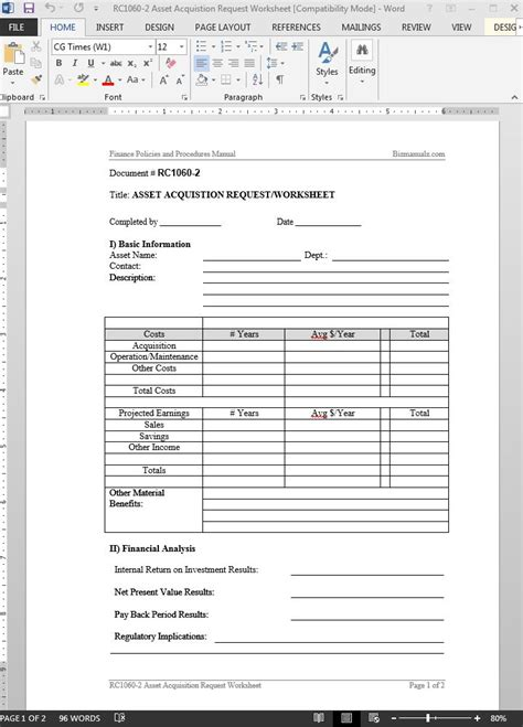 worksheet template bills template exle spreadsheet