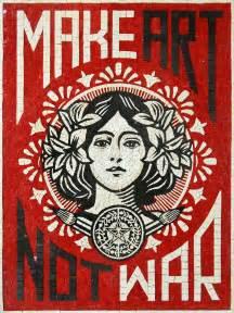 Make Not War Poster Frame 35rb mosaic design on sale contemporary mosaic artwork mozaico