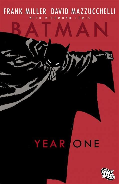 A Novel In A Year by Batman Year One Essential Graphic Novel Collection