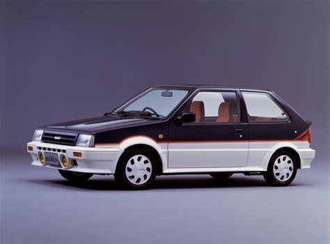 nissan march 1991 nissan march turbo k10gfti 05 1985 12 1991