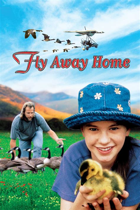 fly away home 1996 posters the database tmdb