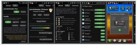 Juicer 4 Juta aplikasi battery saver android terbaik semua informasi