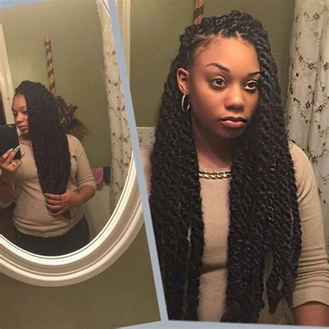 is it different lengths to marely braiding hair 25 best ideas about havana twist hairstyles on pinterest