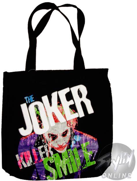 joker killer smile bag