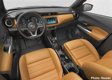nissan kicks interior carnichiwa 174 nissan gets its kicks in brazil new