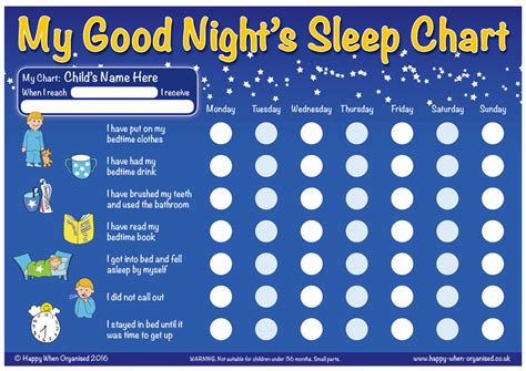 printable reward charts for sleeping bedtime sticker chart kamos sticker