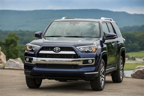 toyota company limited 2016 toyota 4runner review carrrs auto portal
