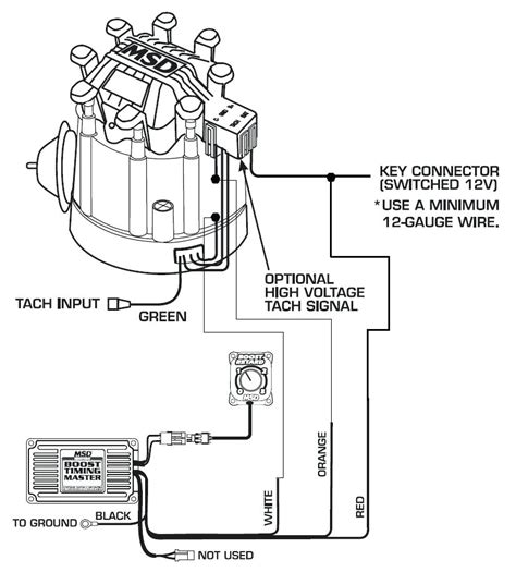 basic type gm points distributor wiring diagram million